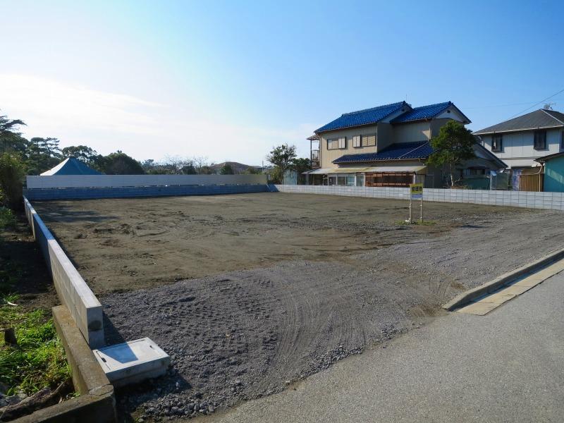 亀田総合病院近く、閑静で実用的な住宅用地
