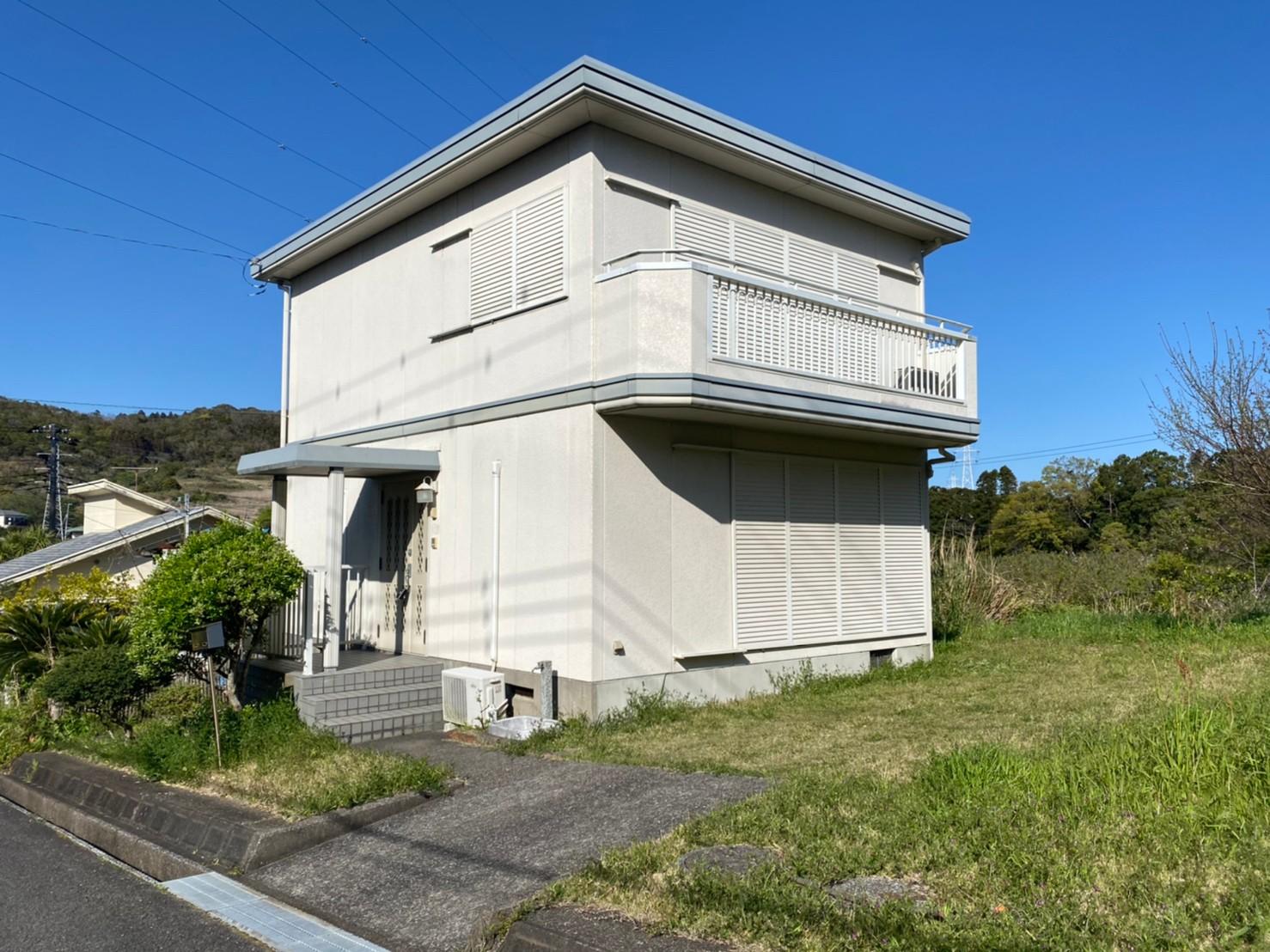 ニューサンクレメンテ別荘分譲地内の実用戸建